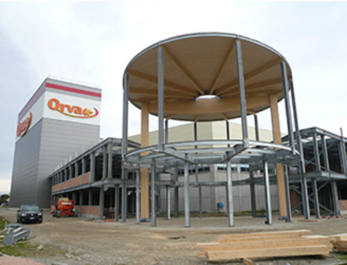 Stabilimento industriale Orva